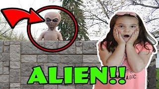 Video Stalked By An Alien! An Alien Was Watching Me! Skit MP3, 3GP, MP4, WEBM, AVI, FLV Juli 2019