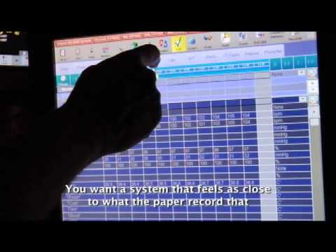 Anaesthesia Information Management Systems (AIMS), iMDsoft