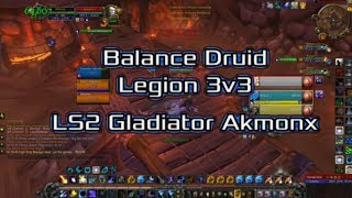 Hi, Akmon here! So since I am no longer playing WoW (again) I decided that I'll upload some leftover footage back from may 2017.