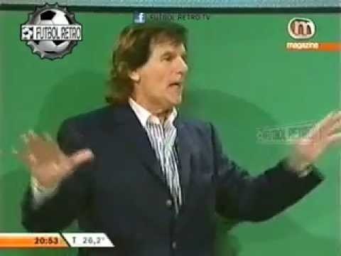 Bambino Veira y su escuelita Goyco, McAllister, Borrelli, Amato 2001 Anecdotas FUTBOL RETRO TV
