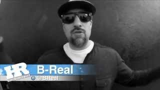 B-Real LIVE freestyle Heavyweights Radio 100th Episode | BREALTV