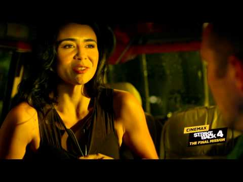 Strike Back Season 4 (Featurette 'New Characters')