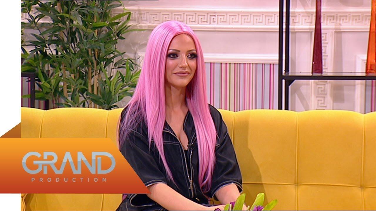Zvezdana Stevanović, Vanja Mijatović, Marina Stankić, Aleksa Perović, Mirjana Mirković – Grand Magazin – (TV Grand – septembar)