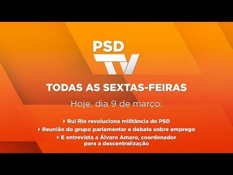 PSD@TV - 264ª Edição