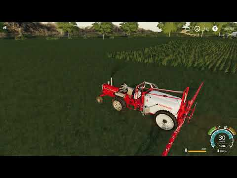Farmall 1206 Turbo Diesel v1.1