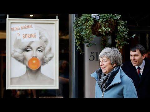 Großbritannien: May besucht ein Jahr nach Nowitschok-An ...