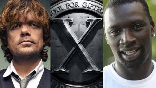X-Men Days Of Future Past 2014 Update : Omar Sy&Peter Dinklage Beyond The Trailer