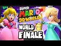Super Mario 3D World Wii U - (1080p) FINALE - World Crown & Champion's Road