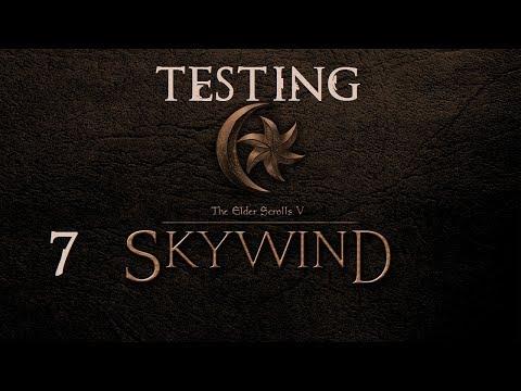 Testing Skywind Part 7