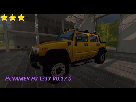 Hummer H2 LS17 v0.17.0