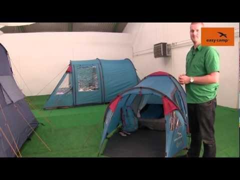 Відеоогляд палатки Easy Camp ECLIPSE 200