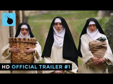 Alison Brie & Aubrey Plaza Are Horny Nuns In 'The Little Hours'