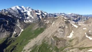 スイス発 Schilthorn展望台からの眺め【スイス情報.com】