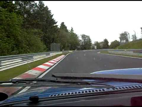 Geordie-Chris @ the Nurburgring May 2009 clip 7.