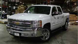 Chevy Silverado Running Board Installation Video by ATS Design