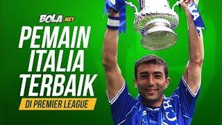 Video 5 Pemain Italia Terbaik dalam Sejarah Premier League MP3, 3GP, MP4, WEBM, AVI, FLV Mei 2017