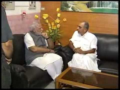 PM Narendra Modi visits ailing Jaswant Singh