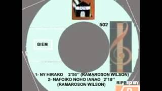 Download Lagu Ramaroson Wilson - Ny hirako (Ramaroson Wilson) Mp3
