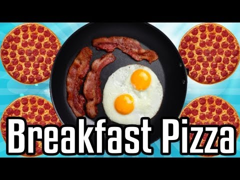 Breakfast Pizza – Epic Meal Time