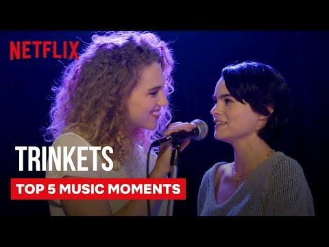 Trinkets Best Music Moments 🎵  Netflix