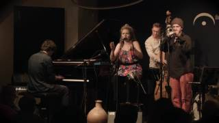 Julie Fahrer Quintet - 'expecting' live at the bird's eye jazz club