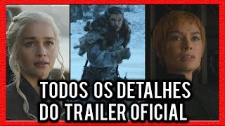 Veja a analise completa do trailer oficial da 7 Temporada de Game Of Thrones que está sensacional!Meu twitter - https://twitter.com/UNGF_Free Music by Incompetechhttps://incompetech.com/-As imagens de Game Of Thrones pertencem aos seus criadorese estão sendo usadas pelo Fair Use.