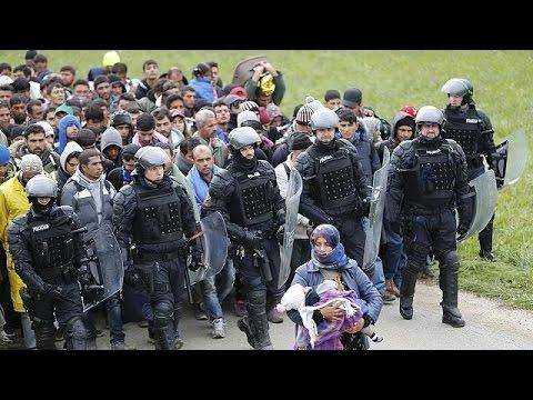 Να προστατέψει τα εξωτερικά της σύνορα στην Ελλάδα ζητάει η Σλοβενία από την ΕΕ