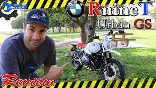 2. 2018 BMW R nine T Urban GS complete review