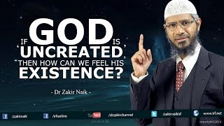 Video If God is 'Uncreated', then how can we feel his existence? by Dr Zakir Naik MP3, 3GP, MP4, WEBM, AVI, FLV Februari 2019