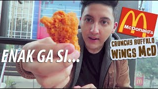 Video Meal Time - MCDONALD'S CRUNCHY BUFFALO WINGS MP3, 3GP, MP4, WEBM, AVI, FLV Juni 2018