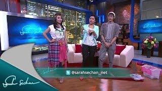 Sarah Sechan Guest - Amink