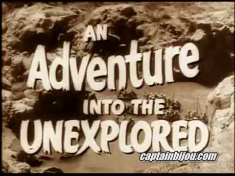 1952 THE JUNGLE - Trailer - Rod Cameron, Marie Windsor