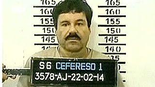 """El narco """"chapo"""" Guzman es extraditado a EE.UU."""