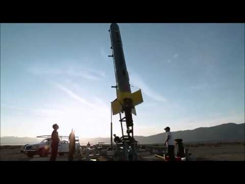 From Trailer To Sky - Interorbital Systems CPM Flight Test