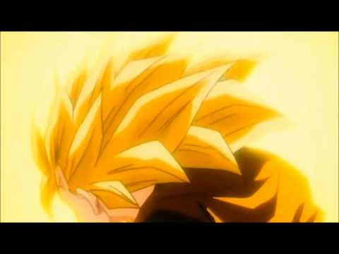 Dragon Ball Z All Forms, Transformations And Fusions Of Goku [HD]