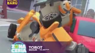 Promo Paling Baru RTV Tobot (2017)