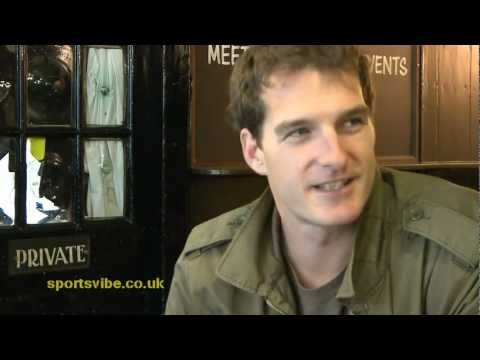 Dan Snow talks Rugby, Rowing &amp; Defeat
