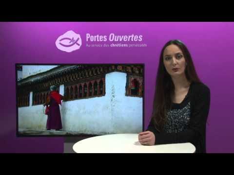 Chine : Un moine bouddhiste se convertit