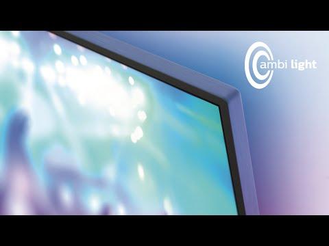 Видео Телевизор LED Philips 49PUT6401