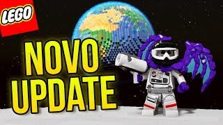 """LEGO Worlds EM PORTUGUÊS, Gameplay feita no PC ! Sim, LEGO Worlds DUBLADO em PT-BR! Este é o episódio 94 de LEGO Worlds desde que o game foi oficialmente lançado saindo do acesso antecipado no PC e vindo também para os consoles playstation 4 e xbox one! Há também promessa de lançamento de LEGO Worlds para Nintendo Switch, mas isto ocorrerá mais tarde no ano de 2017.Continuando nossa aventura em LEGO Worlds, hoje a gente vai começar a dar uma conferida na DLC Espacial! Antes, verificaremos os Agentes, pacote que antes era exclusivo do Playstation e que agora chega ao PC junto com a nova DLC! Depois, vamos até a lua dar uma conferida no novo bioma, nos novos personagens, quests, veículos e objetos!Conheça a caveira espacial! Nossos personagens durante este vídeo! LEGO Worlds é um jogo de videogame que traz um mundo aberto cheio de possibilidades, nos permite construir e explorar utilizando todo o universo LEGO. A interatividade é grande e o jogador é quem acaba fazendo sua história. O fato de o game estar dublado em português do Brasil o faz ser acessível a todo e qualquer tipo de público, desde crianças até os mais aficionados pelo incrível universo LEGO! Mais Vídeos de LEGO ► http://bit.ly/2i98QZwTwitter ► http://bit.ly/1qr6HERInstagram ► http://bit.ly/1mr1YrrFacebook ► http://bit.ly/29sdpzISEGUNDO CANAL ► http://bit.ly/CriadoresdeConteudoContato: hsogameplays@gmail.com=====================Baixe o app do canal e veja tudo em um só lugar - https://goo.gl/cKuOxq NOVA ERA GAMES ► http://www.novaeragames.com.br (Utilize o Cupom desconto """"Hagazo"""" (sem as aspas) para 5% de desconto em toda a loja==================Music by Epidemic Sound (http://www.epidemicsound.com)----------------LEGO WORLDS é um game de aventura e sandbox, produzido pela TT Games, lançado em Acesso Antecipado no dia 01 de Junho de 2015 para PC.Link para o game ► http://bit.ly/2c7XJzM"""