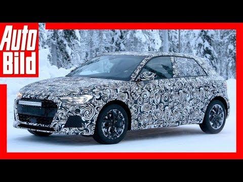Audi A1 Erlkönig (2018) Neuer A1 erwischt!