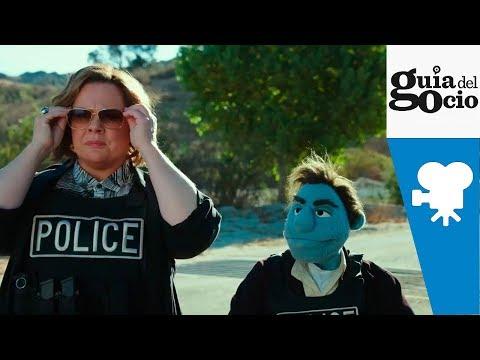 ¿Quién está matando a los moñecos? ( The Happytime Murders ) - Trailer español