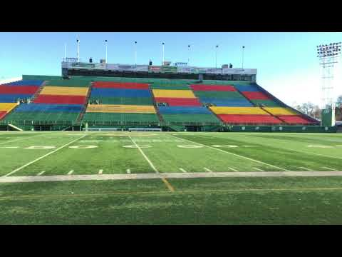 Mosaic Stadium (Taylor Field) one last look from the