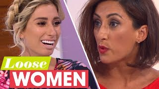 Subscribe now for more! http://bit.ly/1VGTPwA Stacey and Saira have some special messages for their other halves, thanking them for everything they do.From series 21, broadcast on 17/07/17Like, follow and subscribe to Loose Women!Website: http://bit.ly/1EDGFp5YouTube: http://bit.ly/1C7hxMyFacebook: http://on.fb.me/1KXmWdcTwitter: http://bit.ly/1Bxfxtshttp://www.itv.comhttp://www.stv.tv