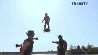 Tanpa Batas Terbaru - Air Flyboard   - Tanpa Batas Trans TV -