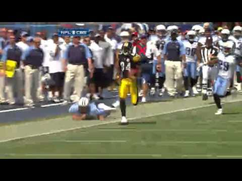Antonio Brown 89 yard REVERSE Kickoff Return Touchdown