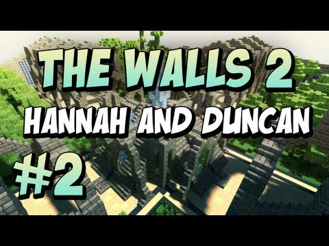 Part 2 - Four teams duke it out to be kings of The Walls 2, who will prevail? Team Nilesy & Panda - http://www.youtube.com/watch?v=hhX47xCnnfw Team Sips & Sjin - http...
