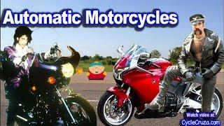 6. Automatic Motorcycles | Moto Vlog