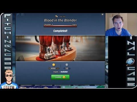 Criminal Case Pacific Bay - Case #48 - Blood in the Blender - Chapter 1