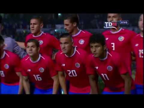 MÉXICO 3-2 COSTA RICA (AMISTOSO)